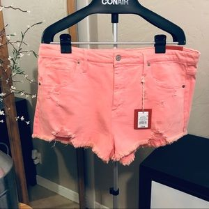 Mossimo Supply Co. Shorts - 2 for $20 Mossimo supply co NWT pink denim shorts